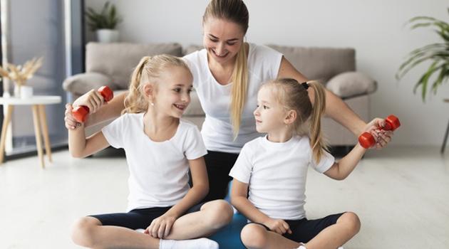 Dicas de Brincadeiras com as Crianças em Casa