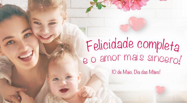 Tabloide Dia das Mães
