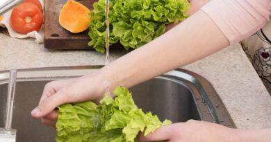 Como higienizar os alimentos frutas e verduras contra o Coronavírus