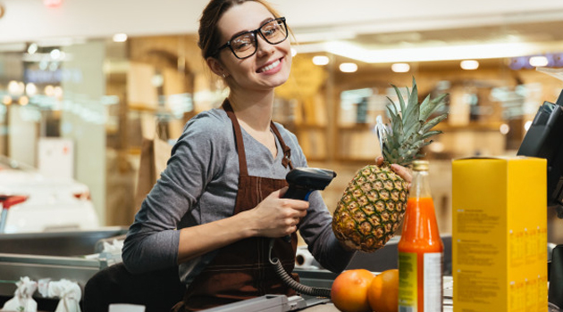 Trabalhar em Supermercado